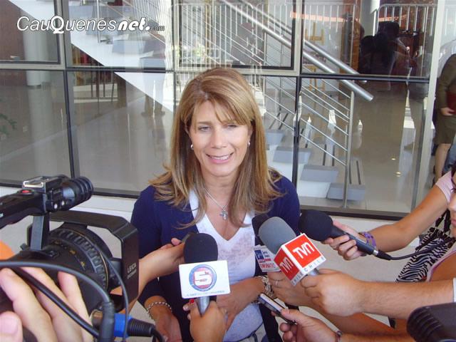 Senadora Rincón se suma a las voces que piden Cuarentena para el Maule