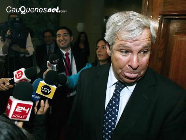 """""""Ni cagando"""": El garabato que gritó a todo pulmón el diputado Urrutia en el Congreso"""