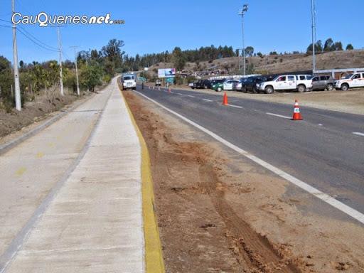 Unos 16 kilómetros de ciclovías se implementarán en Cauquenes, Molina, Parral y Constitución