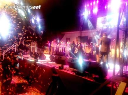 Cauquenina fue la gran ganadora del Festival del Cantar Mexicano de Chanco: Guadalupe del Carmen