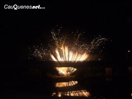 Enamorados de Cauquenes festejarán con Show y fuegos artificiales este 14 de febrero