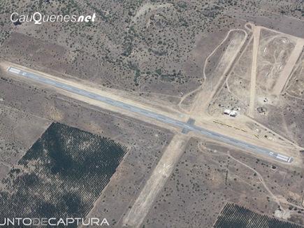 Ministerio de Obras Públicas remodelará aeródromo El Boldo