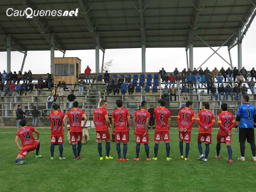 Independiente de Cauquenes triunfa ante Talagante y marcha segundo en la tabla