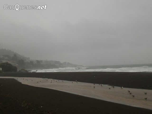 Lluvias y tormentas eléctricas se esperan para este fin de semana en el Maule