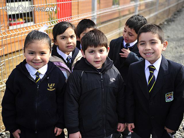 Alumnos de Cauquenes entrarán a clases a las 9:30 horas por bajas temperaturas