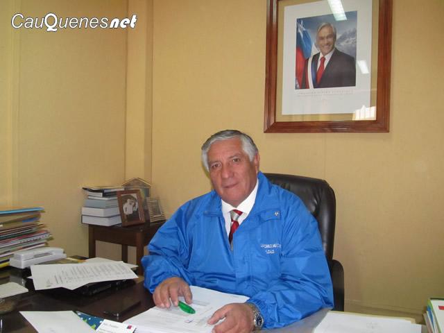 Alcalde de Cauquenes asegura que mientras no se den las condiciones necesarias; alumnos de la comuna no regresarán a clases