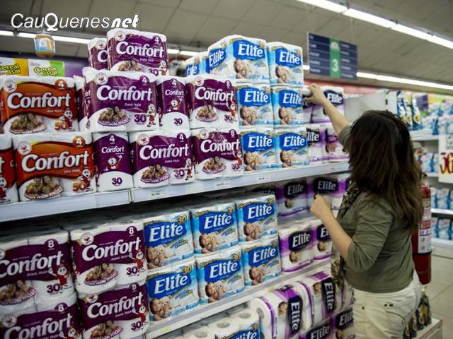 """Pensiones Básicas Solidarias reciben remanente del pago de las """"7 lucas"""" del papel confort"""