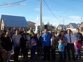Entregan 170 nuevas viviendas 02-cqnet