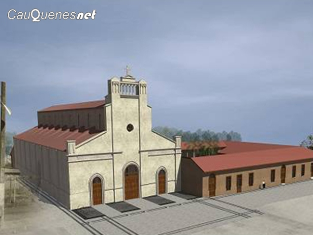 Dia patrimonio 2017 Parroquia San Ambrosio chanco 3d 01-cqnet