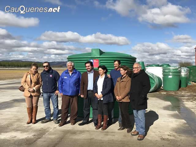 Estanques acumuladores de agua cauquenes 02-cqnet