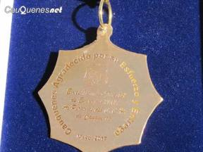 Gendarmeria cauquenes medalla 275 aniversario 03-cqnet
