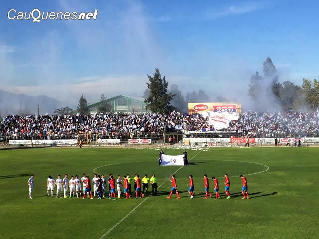 Independiente visit Melipilla 190517 01-cqnet