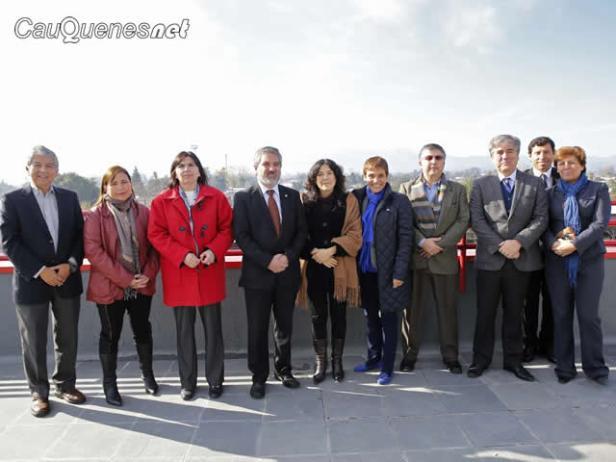UCM y CFT San Agustin acuerdo 02-cqnet