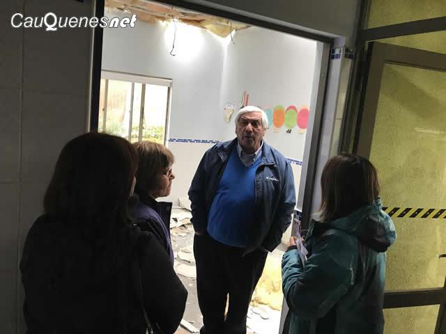 Catastro municipio Cauquenes tras temporal 2017jun 02-cqnet