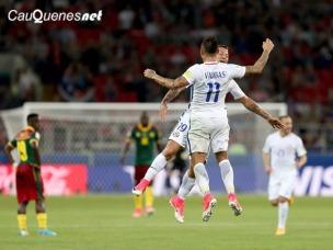 Chile vs camerun 2017 confederaciones 02-cqnet