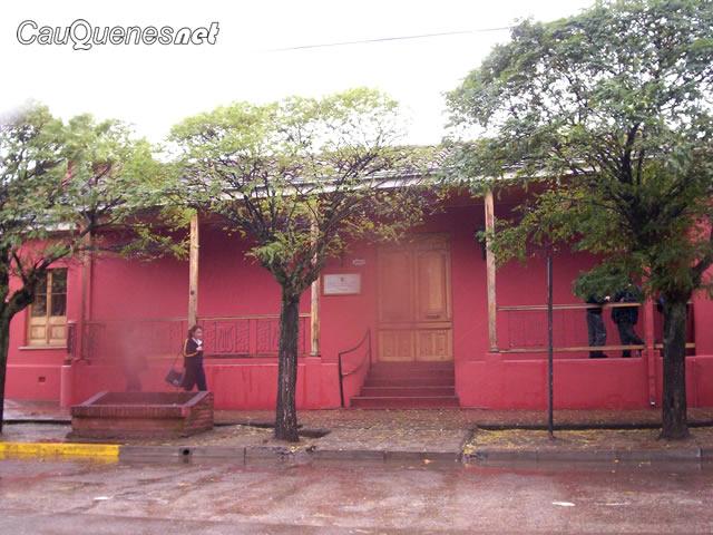 casa de la cultura cauquenes 01-cqnet