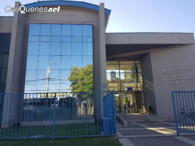 Tribunal juicio oral cauquenes 01-cqnet