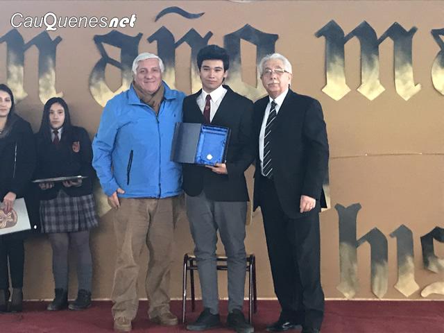 Liceo Bicentenario 5 aniversario 2017 cauquenes 02-cqnet