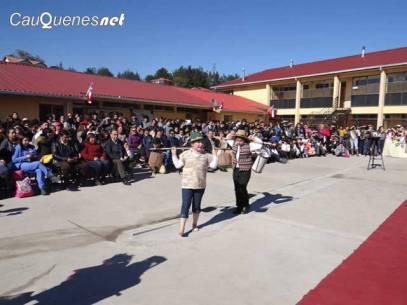 Escuela Gladys Canales Curanipe fiestas patrias 01-cqnet