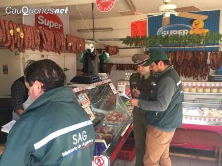 Fiscalizacion carnicerias Cauquenes 01-cqnet