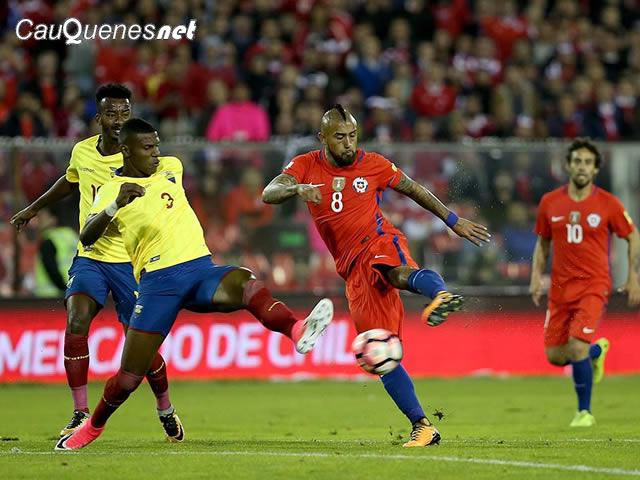Chile vs Ecuador 05oct17 02-cqnet