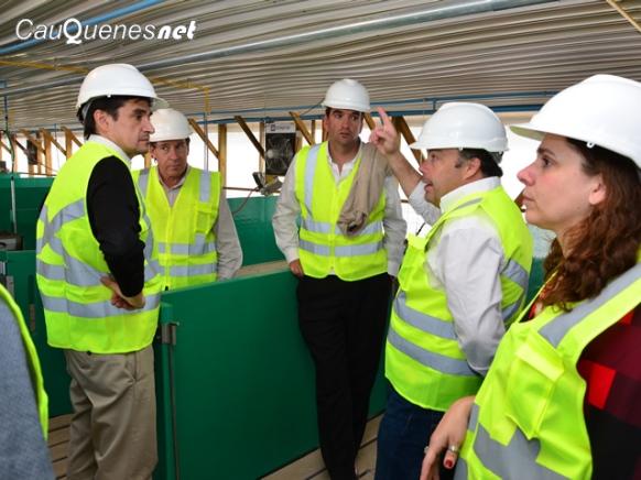 Coexca visita interior pabellones 01-cqnet