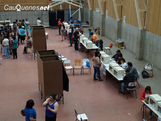 155 locales de votación habilitados para las próximas elecciones en el Maule