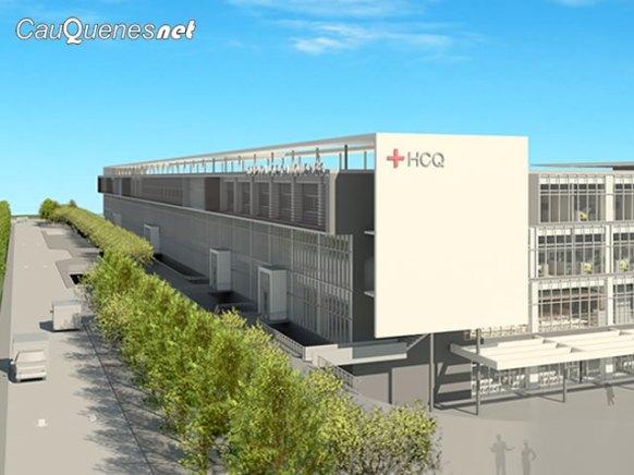 Hospital de Cauquenes diseño nuevo edificio 02-cqnet
