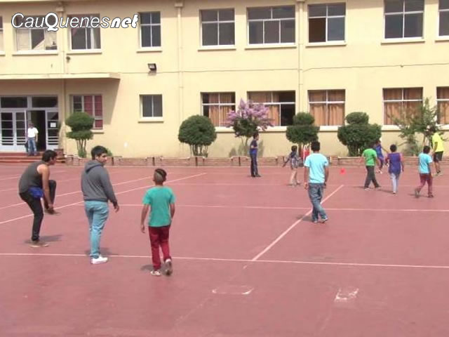 escuela de verano LAV 01-cqnet