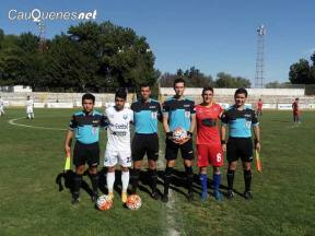 Independiente vs Deportes Recoleta 101217 01-cqnet