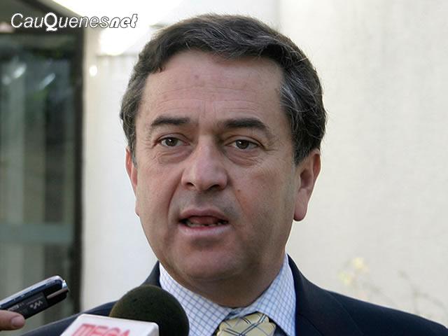 Senador maulino Juan Antonio Coloma considera que la gran víctima de Chile tras el estallido es Andrés Chadwick