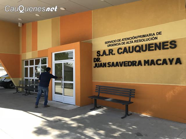 Minsal entregó insumos médicos al departamento de Salud Municipal de Cauquenes