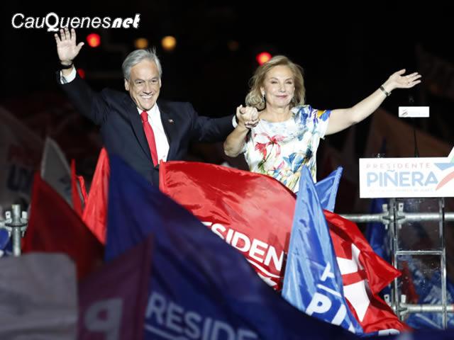 Sebastian Piñera presidente 2018-2022 01-cqnet