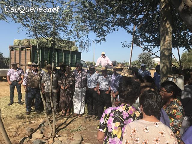 Agricultores de 3 esquinas reciben fardos ene2018 01-cqnet