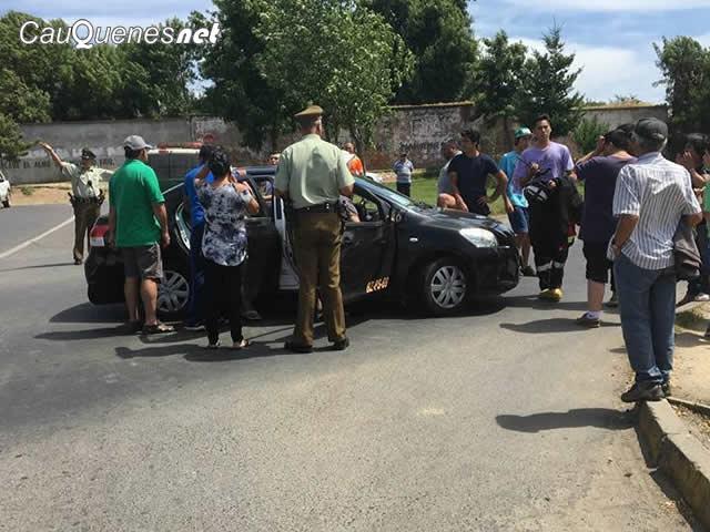 choque colectivo y auto en pasarela villa esperanza 14ene18 01-cqnet