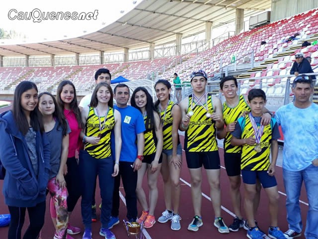 Club atletismo subvencion muni Cauquenes 01-cqnet