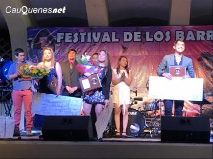 Festival de los barrios 2018 Nicolas Gonzalez ganador 02-cqnet