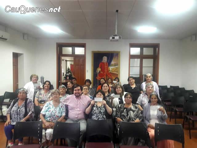 Fondos presidente de la republicas a ong Cauquenes 01-cqnet