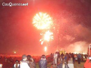 Fuegos artificiales Año nuevo 2018 pelluhue 05-cqnet