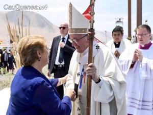 Papa Francisco en chile iquique 01-cqnet