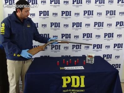 PDI detuvo autor balacera chanco 02-cqnet