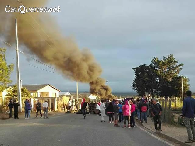 Protesta en pahuil chanco 03ene18 01-cqnet