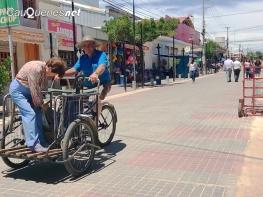SERVIU Entrega paseo semipeatonal Balmaceda 1-cqnet
