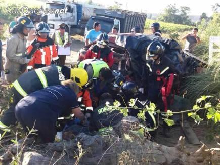 Accidente ruta costa 1 fallecido 100218 01-cqnet