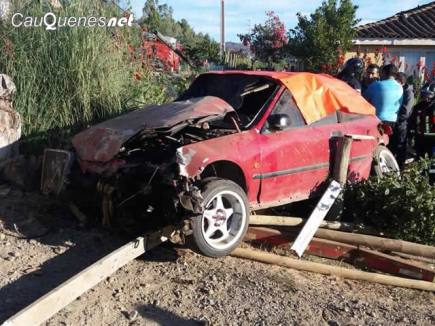 Accidente ruta costa 1 fallecido 100218 02-cqnet