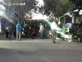bus Villa Prat chocó con bus agricola ruta 128 100218 04-cqnet