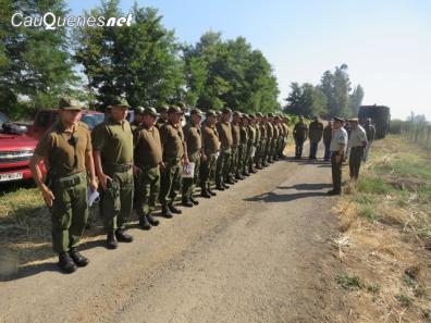 Carabineros busca a colombiano en parral 01-cqnet
