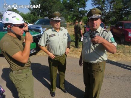 Carabineros busca a colombiano en parral 05-cqnet