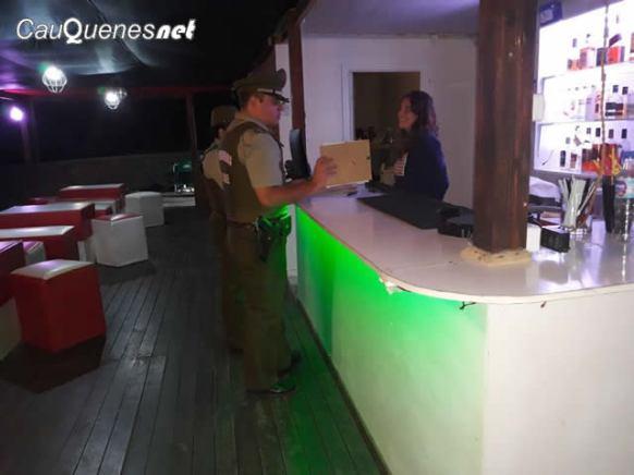 Carabineros Chanco fiscalizacion costa 04-cqnet