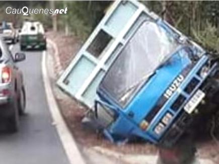 carro policial accidente ruta m50 060218 03-cqnet
